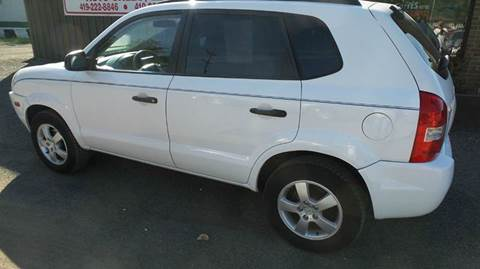 2005 Hyundai Tucson for sale in Lima, OH