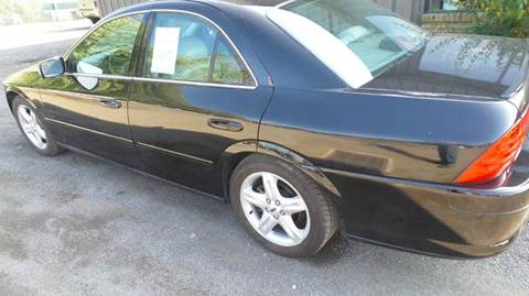 2002 Lincoln LS for sale in Lima, OH
