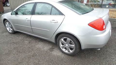 2006 Pontiac G6 for sale in Lima, OH