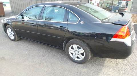 2006 Chevrolet Impala for sale in Lima, OH