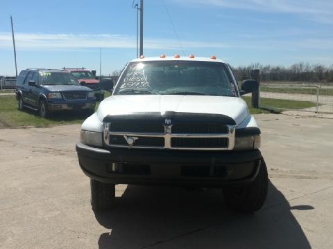 1998 Dodge Ram Pickup 2500 for sale in Breckenridge, MO