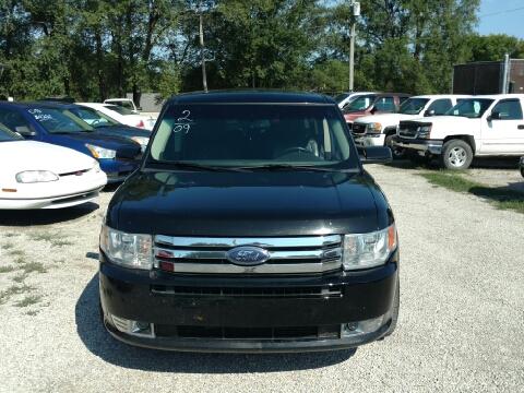 2009 Ford Flex for sale in Breckenridge, MO