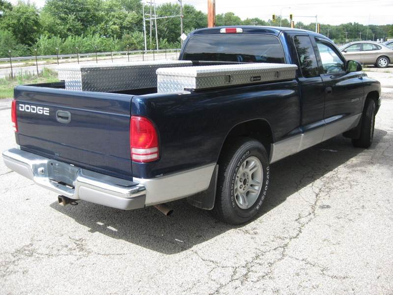 2001 dodge dakota 2dr slt club cab sb 2wd in pekin il. Black Bedroom Furniture Sets. Home Design Ideas
