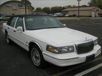 1997 Lincoln Town Car for sale in Pekin, IL