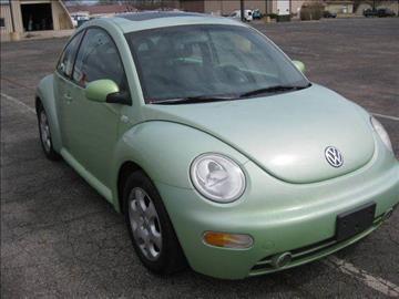 2002 Volkswagen New Beetle for sale in Pekin, IL