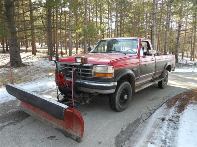 1994 Ford F-250  4X4 - Wadsworth IL