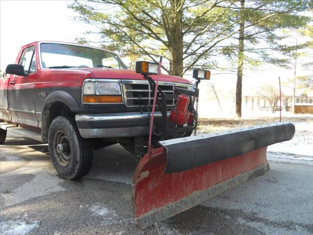 1994 Ford F250  4X4 - Wadsworth IL