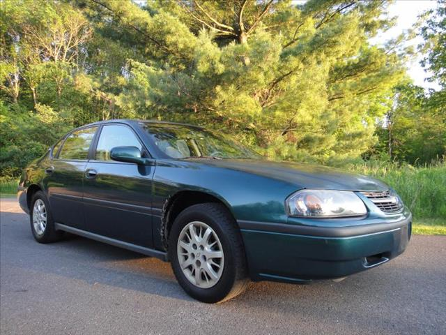 2001 Chevrolet Impala sedan - Wadsworth IL