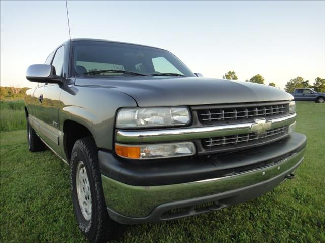 2001 Chevrolet Silverado 1500 EXT CAB  4X4,  Z71 - Wadsworth IL