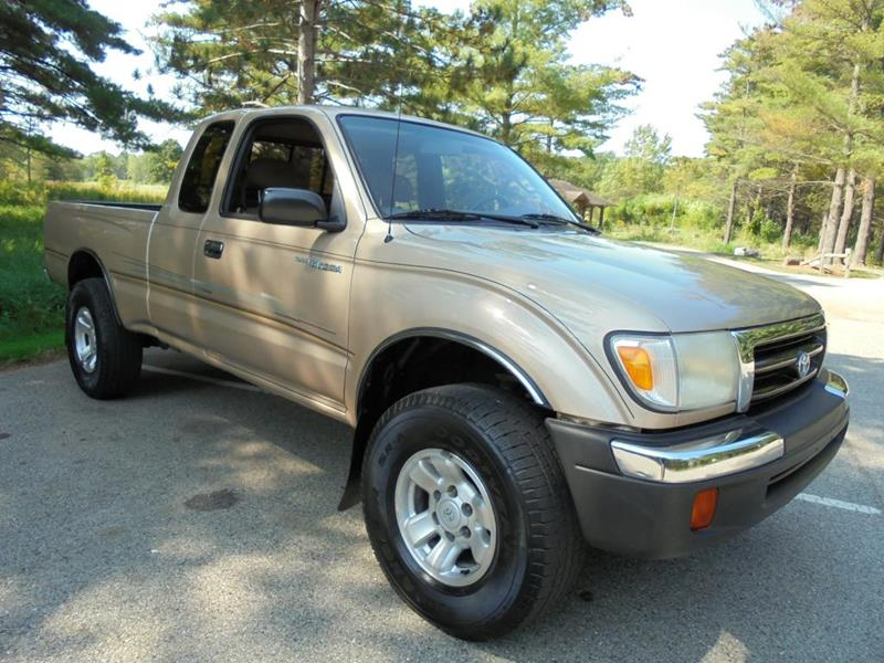1998 Toyota Tacoma XTRACAB In Wadsworth IL  Route 41 Budget Auto
