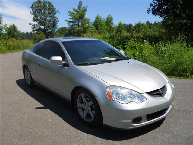 2004 Acura RSX SPORT MANUAL W/LEATHER - Wadsworth IL