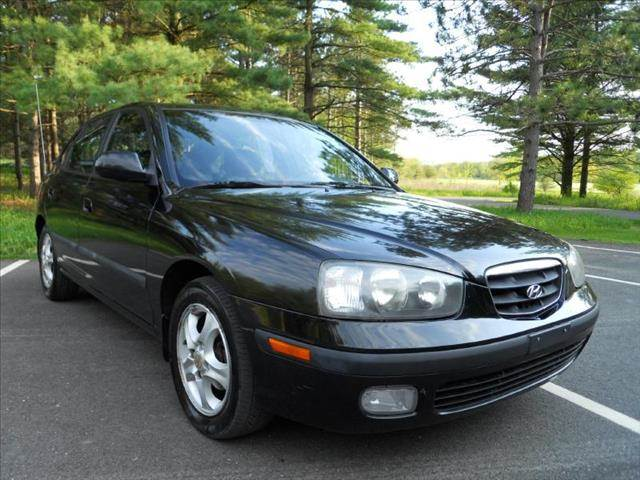 2002 Hyundai Elantra GT   Wadsworth IL