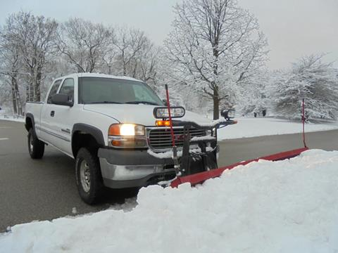 2001 GMC Sierra 2500HD for sale in Wadsworth, IL