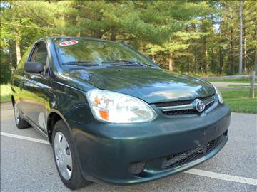 2003 Toyota ECHO for sale in Wadsworth, IL