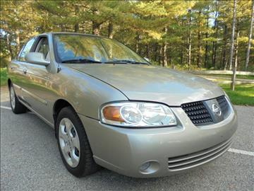 2006 Nissan Sentra for sale in Wadsworth, IL