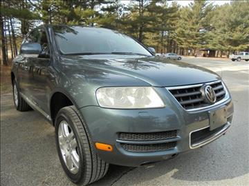 Volkswagen touareg for sale prescott valley az for Parkway motors used cars panama city fl