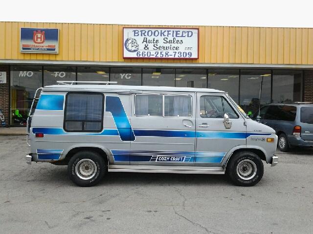 1982 Chevrolet Chevy Van