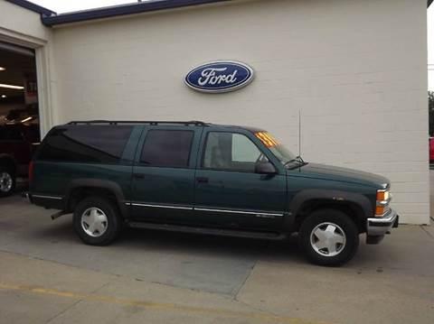 1996 Chevrolet Suburban for sale in Falls City, NE