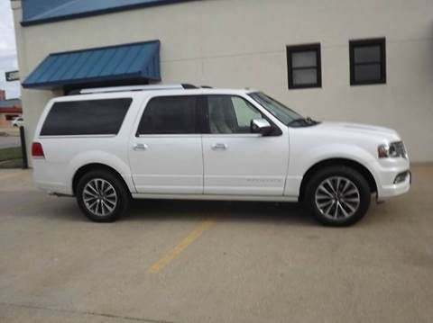 2015 Lincoln Navigator L for sale in Falls City, NE