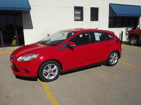 2013 Ford Focus for sale in Falls City, NE