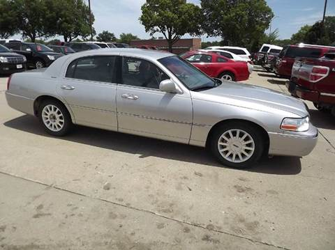 2007 lincoln town car for sale pittsburgh pa. Black Bedroom Furniture Sets. Home Design Ideas