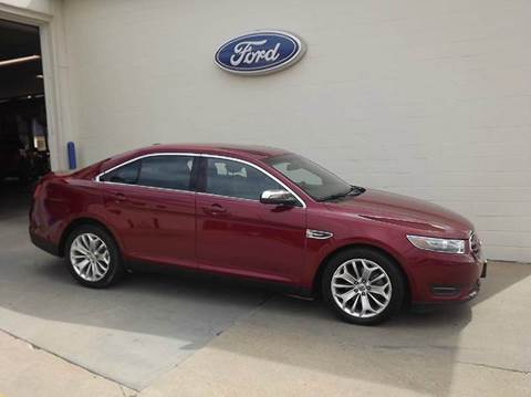 2013 Ford Taurus for sale in Falls City, NE