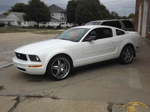 2007 Ford Mustang for sale in Falls City, NE