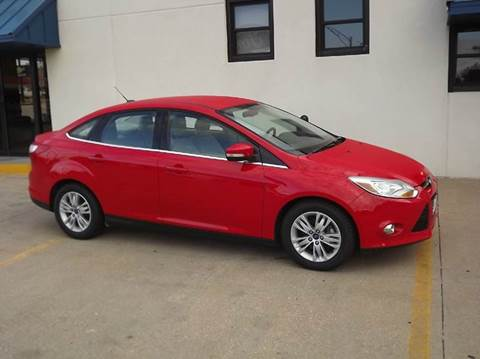 2012 Ford Focus for sale in Falls City, NE
