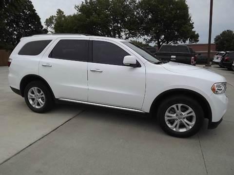 2013 Dodge Durango For Sale Nebraska Carsforsale Com