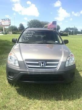 2006 Honda CR-V for sale in Miami, FL