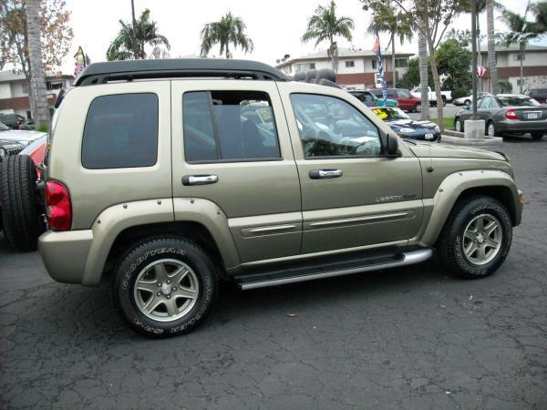 2003 Jeep Liberty Renegade 4WD 4dr SUV - South Gate CA