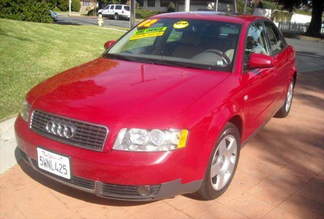 2002 Audi A4  - SOUTH GATE CA
