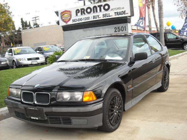 1996 BMW 3 Series 318ti 2dr Hatchback - SOUTH GATE CA