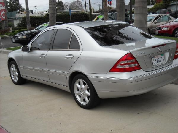 2002 Mercedes-Benz C-Class  - SOUTH GATE CA