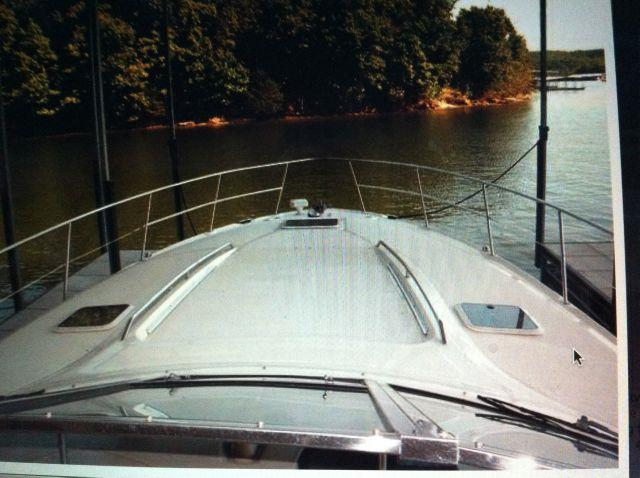 2001 Sea Ray 410DA Sundancer - Pacific MO