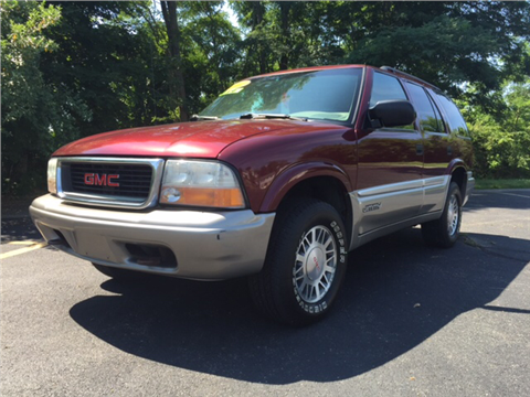 2001 GMC Jimmy for sale in Fall River, MA