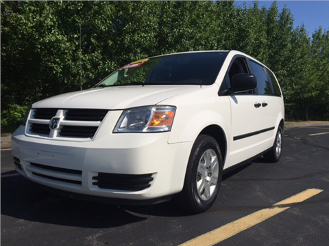 2008 Dodge Grand Caravan for sale in Fall River, MA