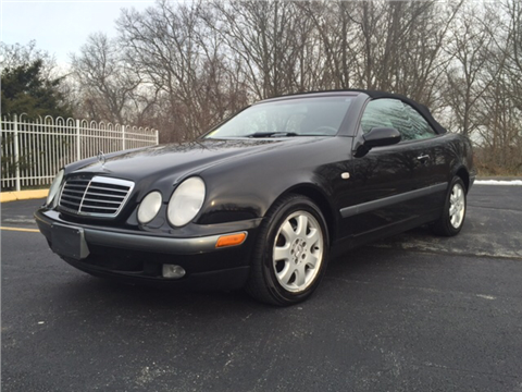 1999 Mercedes-Benz CLK for sale in Fall River, MA