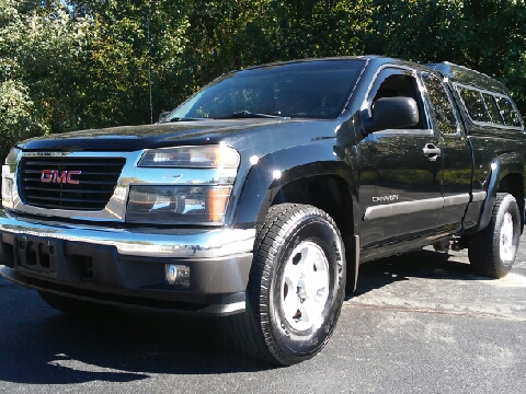 2004 GMC Canyon for sale in Fall River, MA