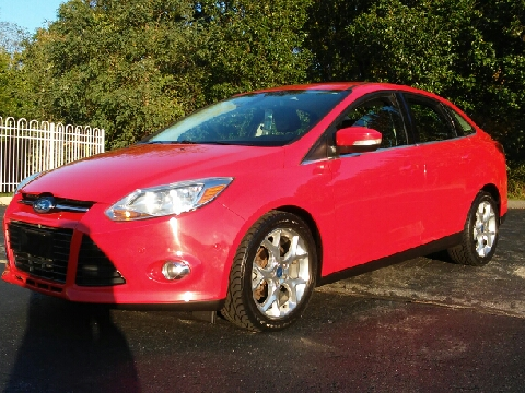 2012 Ford Focus for sale in Fall River, MA