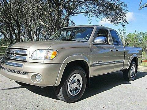 2003 Toyota Tundra for sale in Daytona Beach, FL