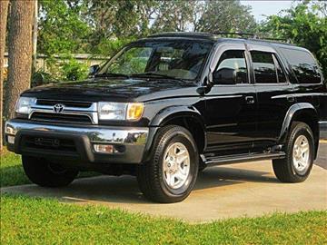2002 Toyota 4runner For Sale Carsforsale Com