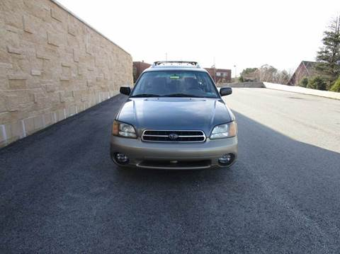 2002 Subaru Outback for sale in Norristown, PA