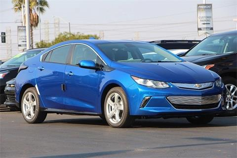 2018 Chevrolet Volt for sale in Fremont, CA