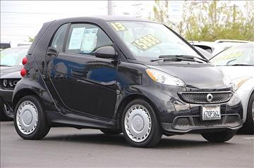 2013 Smart fortwo for sale in Fremont, CA