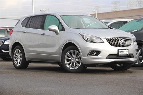 2017 Buick Envision for sale in Fremont, CA