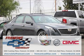 2017 Cadillac CT6 for sale in Fremont, CA
