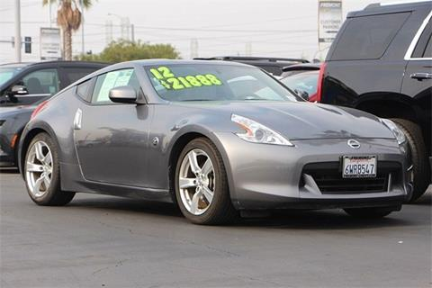 2012 Nissan 370Z for sale in Fremont, CA