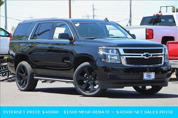 2016 Chevrolet Tahoe For Sale Fremont Ca Carsforsale Com