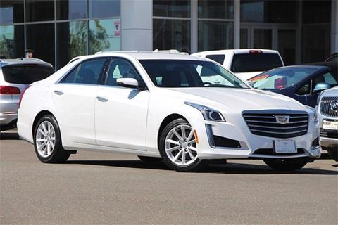 2017 Cadillac CTS for sale in Fremont, CA
